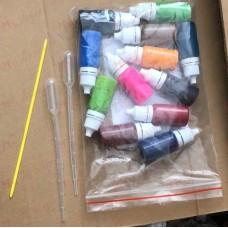Набор красок для Эбру