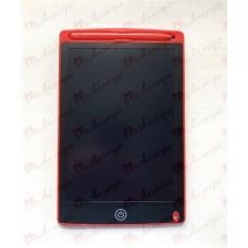 Планшет LCD 8,5 размер 15*22 (разноцветный), цвет корпуса Красный