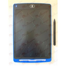 Планшет LCD 10 размер 17*25 (разноцветный), цвет корпуса Синий