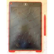 Планшет LCD 10 размер 17*25 (разноцветный), цвет корпуса Красный