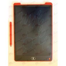 Планшет LCD 10 размер 17*25 (одноцветный), цвет корпуса Красный