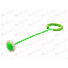 Нейроскакалка светящаяся, цвет зеленый