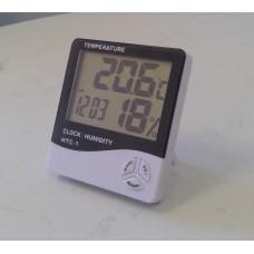 Будильник барометр
