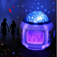 Будильник проектор Звездное небо